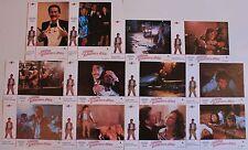 Wayne Crawford Jake Speed orginal lobby card set 12 Karen Kopins John Hurt