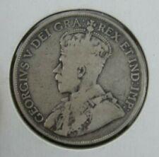 1917 Canada 50 Cent Silver - Nice coin!