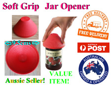 Soft Grip Jar Opener Opening Aid Daily Cone Shape Easy to use