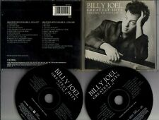 BILLY JOEL Greatest Hits Volume I  & Volume II 2-CD 1998 REISSUE COL 491191-2