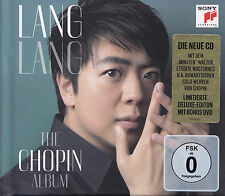 Lang Lang-CD + DVD-The Chopin album