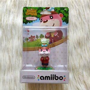 Nintendo WII U and 3DS  amiibo Figure Animal Crossing Series Lottie New Sealed