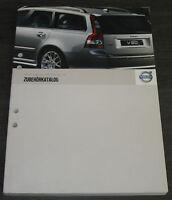 Zubehör Katalog Volvo S40 / S 40 / V50 / V 50 / C 70 / C70 Stand 2006!
