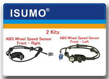 2 ABS Wheel Speed Sensor Front Left & Right  Fits: G35 03-06 350Z 03-09 RWD AWD