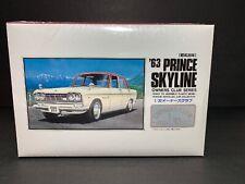 Arii 1963 Prince Skyline 1:32 Scale Plastic Model Kit 41021 New in Box