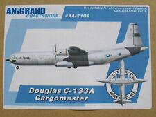 ANiGRAND AA-2104 - Douglas C-133A Cargomaster - 1:72 - Modellbausatz Resin Kit