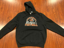 Majestic Men's Cincinnati Bengals Kick Return Hoodie Sweatshirt Extra Large XL