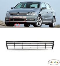 VW PASSAT B7 2010 - 2015 NEW FRONT BUMPER LOWER CENTER GRILLE GRILL COMFORTLINE