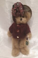 Bearington Collection Melody Plush collectors teddy bear