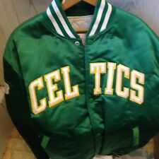 Boston Celtics Vintage Starter Jacket