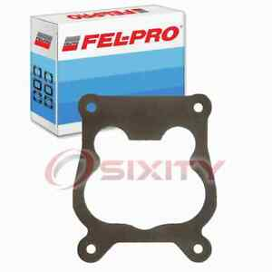 Fel-Pro Carburetor Mounting Gasket for 1981-1988 Avanti II 5.0L V8 Air Fuel ci