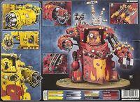 Warhammer 40k Ork Gorkanaut / Morkanaut **New in Box**