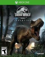 Jurassic World Evolution (MICROSOFT XBOX ONE XB1) BRAND NEW SEALED