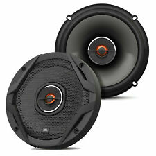 "JBL GX628 RB 180 Watts GX Series 6.5"" 2-Way Coaxial Car Audio Speakers 6-1/2"""