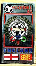 Panini Fútbol 83 no 2 la Asociación de Futbolistas Profesionales Muy Buena