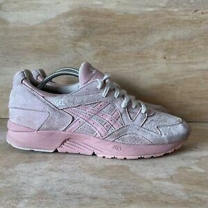 Mens Asics Tiger Gel Lyte V 5 Sneaker Shoe H739L 0202 Birch/Birch Size 12