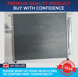 CONDENSER AIR CON RADIATOR TO FIT FORD RANGER MAZDA BT-50 2011 ON