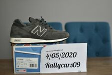 New Balance 1300 dark gray US 11 / UK 10.5 made in USA pre-owned M1300DG