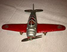 Vintage Toy Airplane Hubley U.S. Army