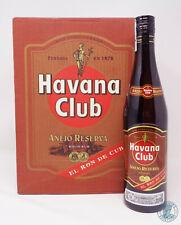 Rum/Ron HAVANA CLUB Anejo Reserva - Confezione 6 pezzi
