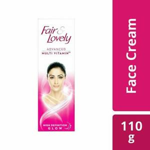 Glow & Lovely Advanced Multivitamin Face Cream For Women , 110 g Free Shipping