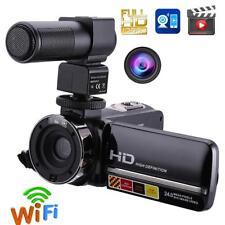 Remote Control IR Night Vision 1080P 24MP 16X LCD Digital Zoom Camera Camcorder