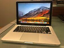 Apple MacBook Pro A1278(Mid 2010) Core 2 Duo 4GB Ram 320GB HDD