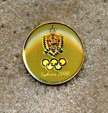 NOC Tonga 2000 Sydney Summer OLYMPIC Games Pin