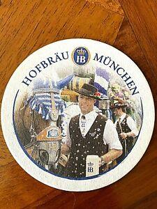 Vintage Beer Bar Coaster: Wurzburger Bavarian Beer Set of 50.