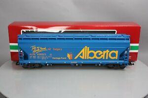 LGB 42823 G Scale Alberta Hopper Car EX/Box