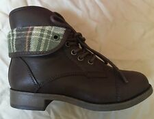 Rampage Girls Brown Boots Size 11M