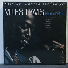 MILES DAVIS 'Kind Of Blue' Ltd Edition MFSL 45rpm 180g Vinyl 2LP NEW/SEALED
