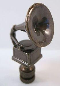 Lamp Finial Grammy Award Symbol Victrola (1478) K1