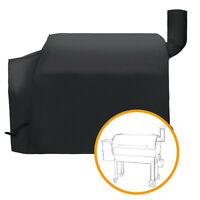 Pellet Grill Cover Smoker Heavy Duty Waterproof Patio Outdoor Barbecue BBQ