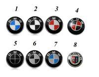 BMW Steering Wheel 45mm Car Emblem for BMW E60 E39 E90 z3 z4 g30 i8 E53 E32 E81