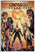 CROSSGEN CHRONICLES #1, NM+, Barbara Kesel, ,2000, Ron Marz, more in store