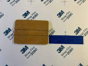 Dechrome Vinyl Wrapping Tool Kit for 3M Dechrome Kits