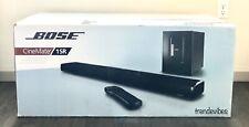 NEW Bose Cinemate 1SR Digital Home Theater Soundbar System, Wireless Acoustimass