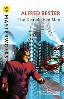 The Demolished Man (S.F. Masterworks), Alfred Bester, New,