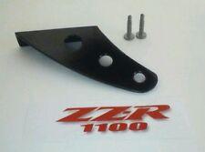 KAWASAKI ZZR1100 todos los años puntera de aluminio protector de cadena de aleta de tiburón