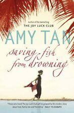 Saving Fish From Drowning,Amy Tan- 9780007216161