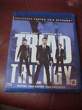 Triad Trilogy (Blu-ray Disc, 2012) Like new