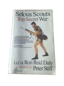 Selous Scouts Top Secret War Ron Reid Daly Rhodesian Pamwe Chete Softcover
