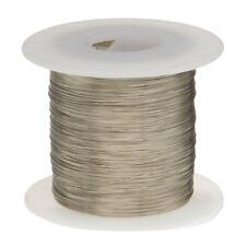 "26 AWG Gauge Nickel Chromium Resistance Wire Nichrome 80 1000' Length 0.0159"""