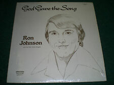 God Gave The Song Ron Johnson with the Bob Cline Singers~ Christian Xian Country