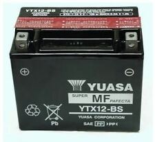 Batterie Moto CAGIVA 1000 Raptor/V Raptor  Yuasa YTX12-BS  12v 10Ah