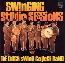 Swinging Studio Sessions by Dutch Swing College Band (CD, May-1985, Verve)