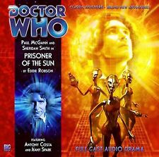 Paul McGann 8th DOCTOR WHO BBC Series #4.08 PRISONER OF THE SUN - Big Finish CD