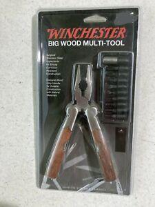 Winchester Big Wood Multi-Tool w/Sheath 441346 NIP