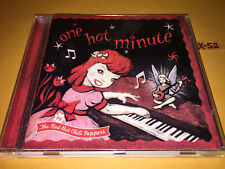 RED HOT CHILI PEPPERS cd ONE HOT MINUTE dave navarro MY FRIENDS warped AEROPLANE